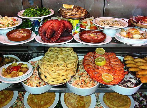 menú diario de cenas